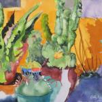 """The Cactus Farm""    SOLD"