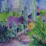 """Beautiful Arizona""  28x28"