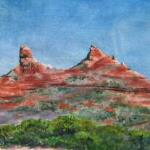 """Sleeping in Sedona"" - SOLD"